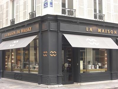Paris la maison du whisky part 1 the whisky woman for Maison du the paris