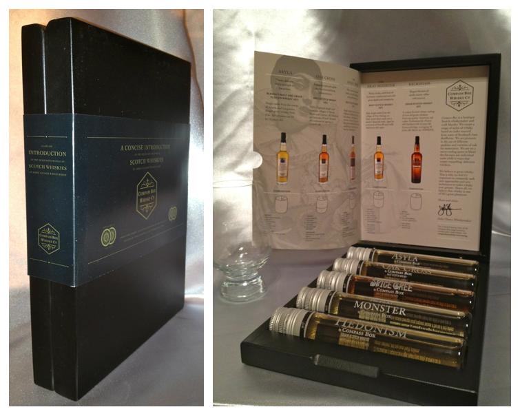 (c) ... & Whiskey Gift: Compass Box Sample Set (u0026 the journey I had finding ... Aboutintivar.Com