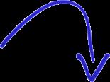 Icon Arrow Blue