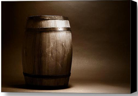 Old Whisky Barrel print on Fine Art America.com's site