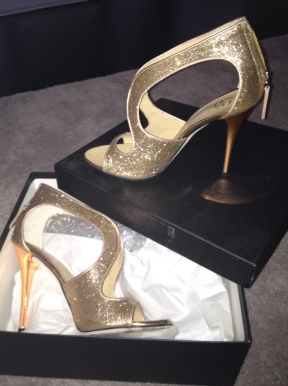 Allison Patel NYE Party Shoes