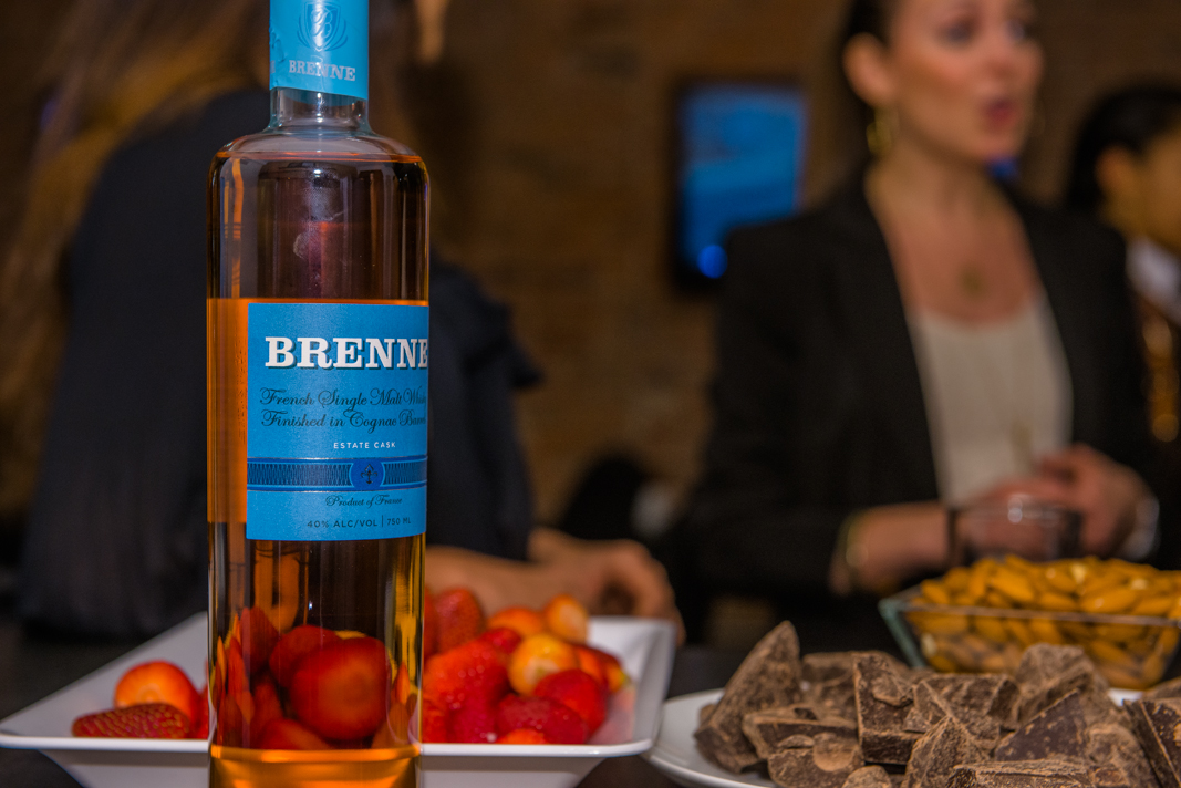 Stop And Smell The Whisky: The Full Story of How Brenne Came to Be