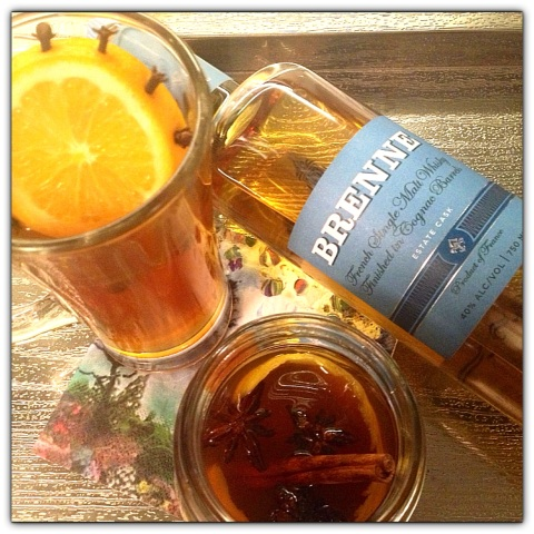 Brenne Whisky Hot Toddy's