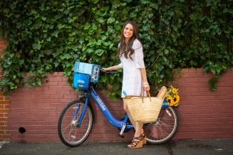 Allison Parc Brenne Bike